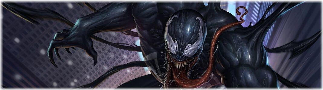 Figurines et statues de Venom