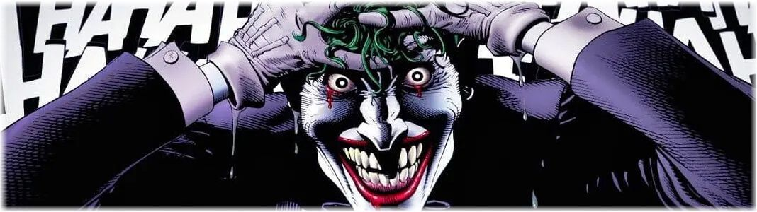 Figurines et statues du Joker
