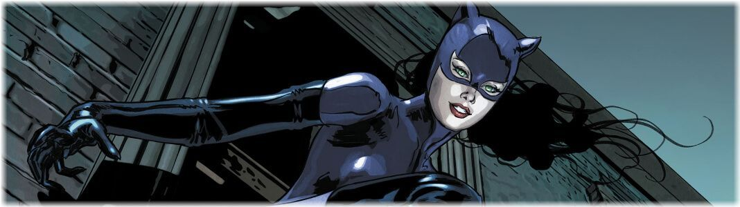 Catwoman figures and statues