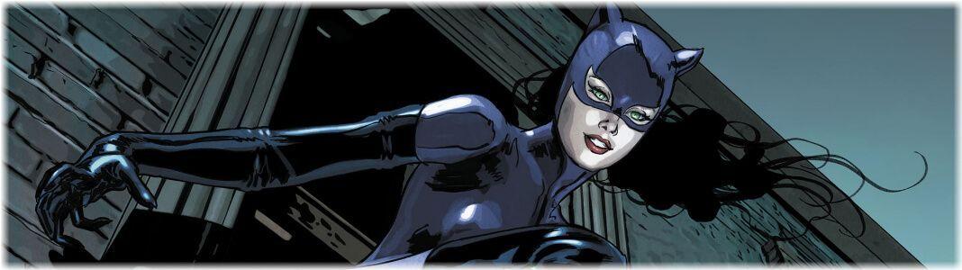 Figurines et statues de Catwoman