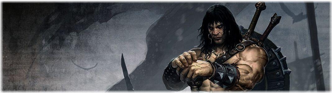 Statues et figurines de Conan le Barbare