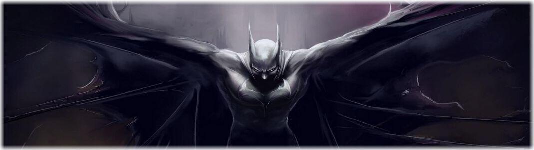 Batman figures and statues